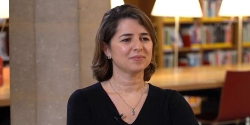 Mounia Hocine