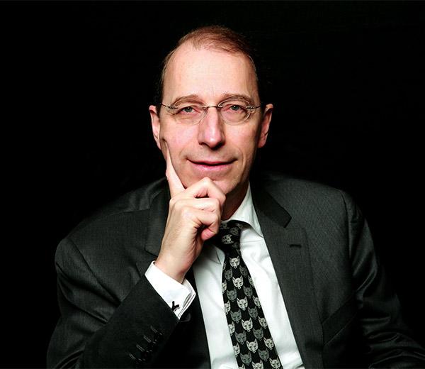 Philippe Trainar, directeur de l'ENASS